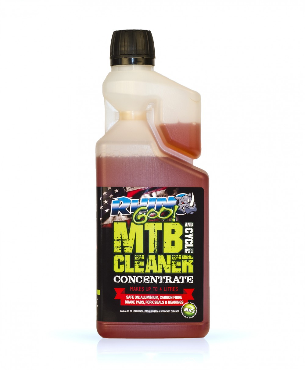MTB Rhino Goo Concentrated Bike and Chain Cleaner